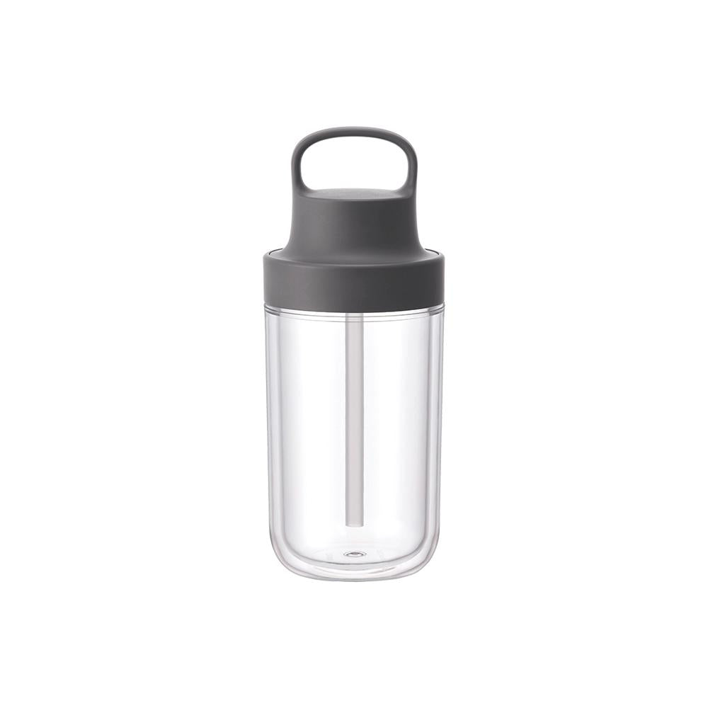 KINTO TO GO BOTTLE 360ML  DARK GRAY