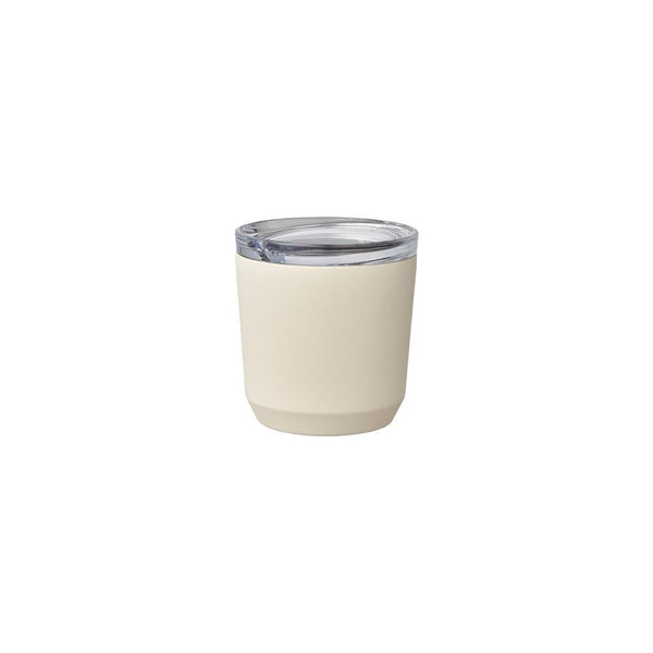 KINTO TO GO TUMBLER 240ML / 8OZ WHITE