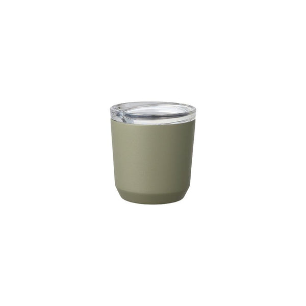 KINTO TO GO TUMBLER 240ML / 8OZ KHAKI