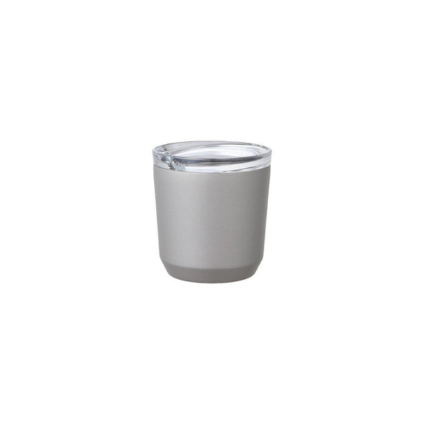 KINTO TO GO TUMBLER 240ML / 8OZ SILVER