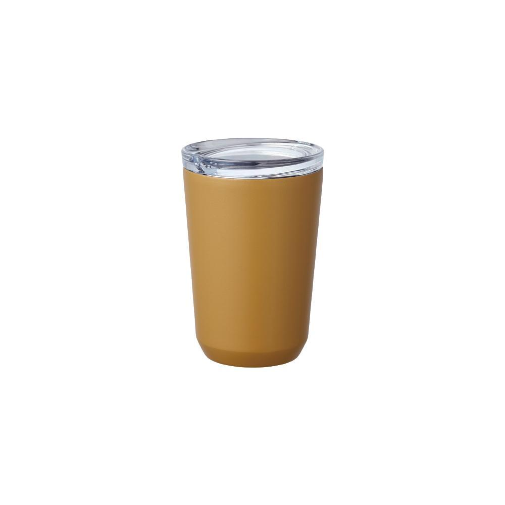 KINTO TO GO TUMBLER 360ML / 12OZ  COYOTE