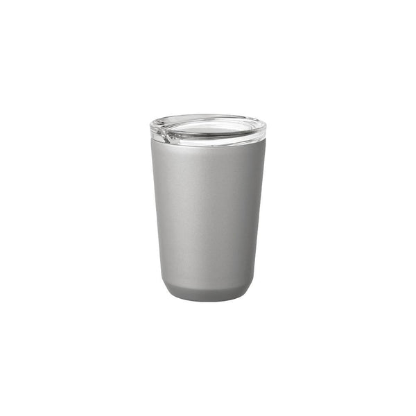 KINTO TO GO TUMBLER 360ML / 12OZ SILVER