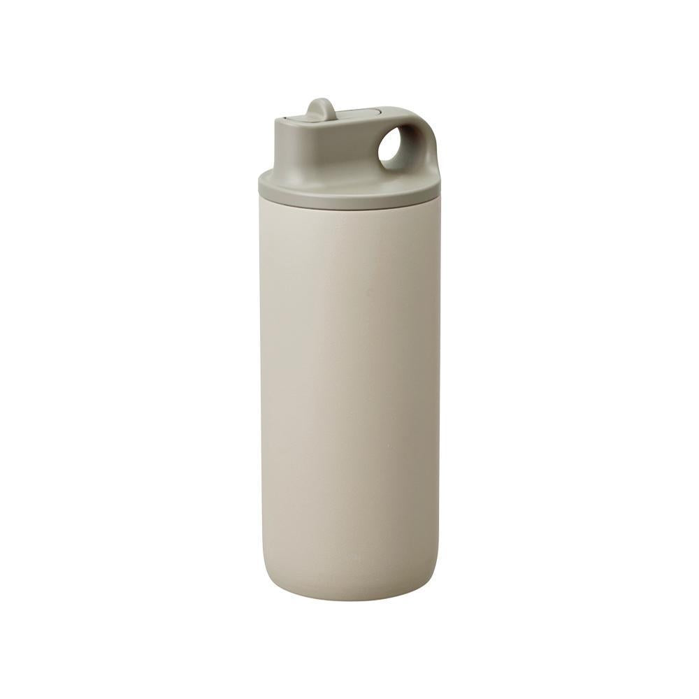 KINTO ACTIVE TUMBLER 600ML / 20OZ  SAND BEIGE