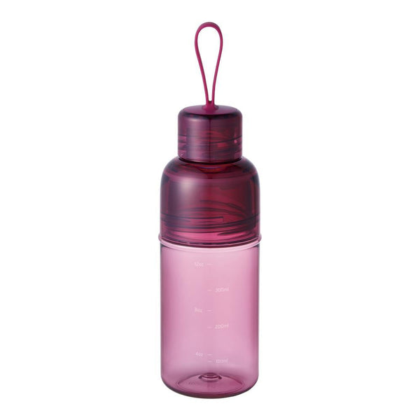 KINTO WORKOUT BOTTLE 480ML / 16OZ MAGENTA