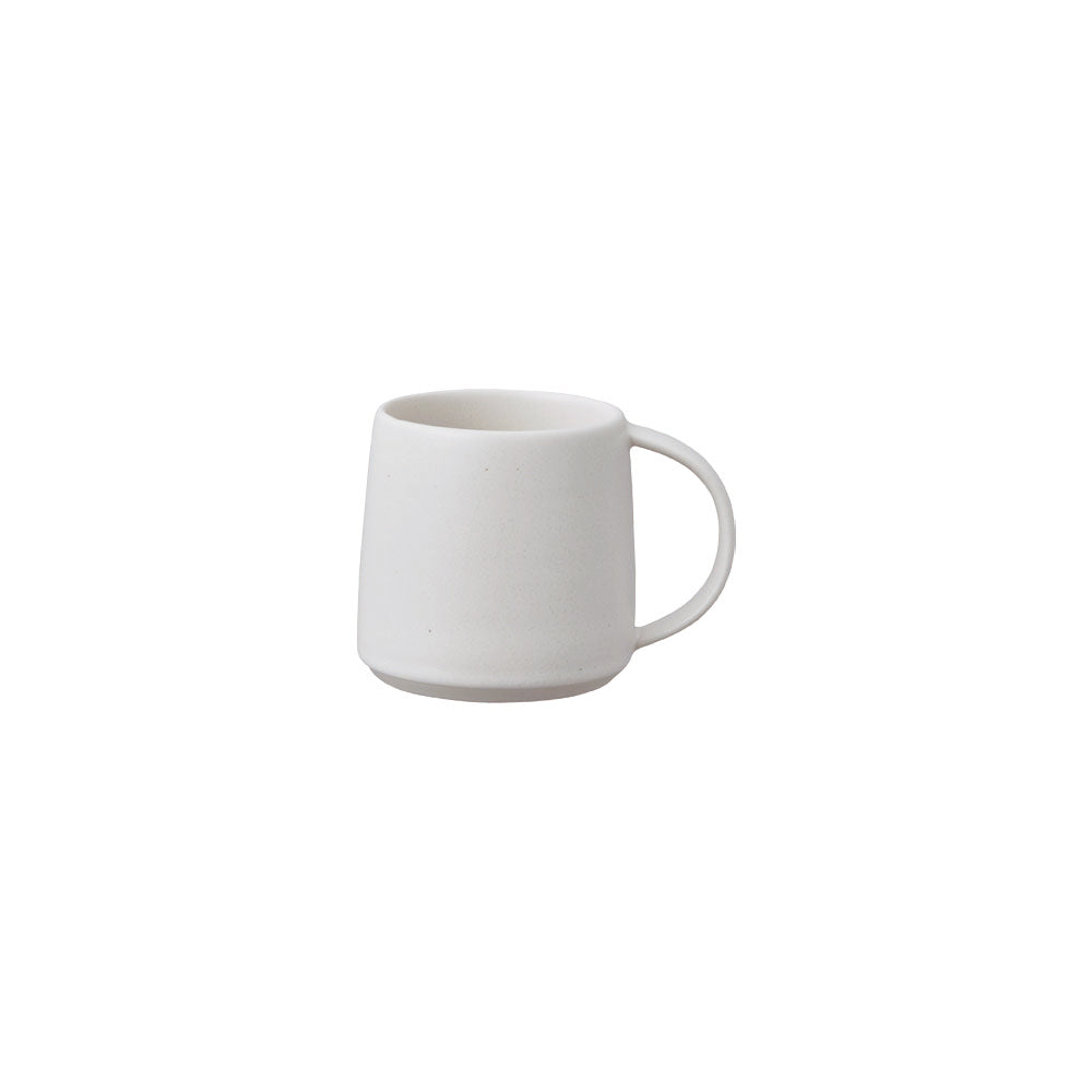 KINTO RIPPLE MUG 250ML / 9OZ  WHITE