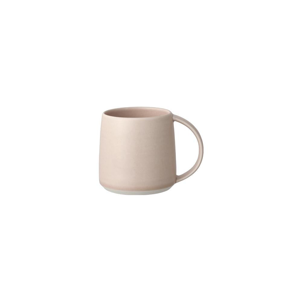 KINTO RIPPLE MUG 250ML / 9OZ  PINK