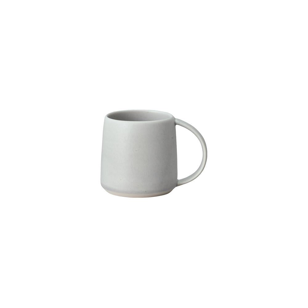 KINTO RIPPLE MUG 250ML / 9OZ  GRAY