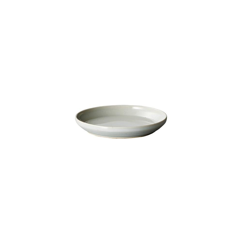 KINTO RIM PLATE 115MM / 5IN  EARTH GRAY