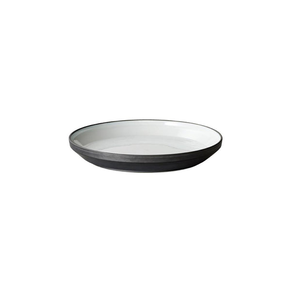 KINTO RIM PLATE 160MM / 6IN BLACK