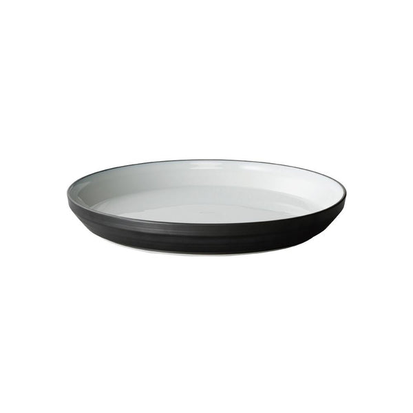 KINTO RIM PLATE 205MM / 8IN BLACK