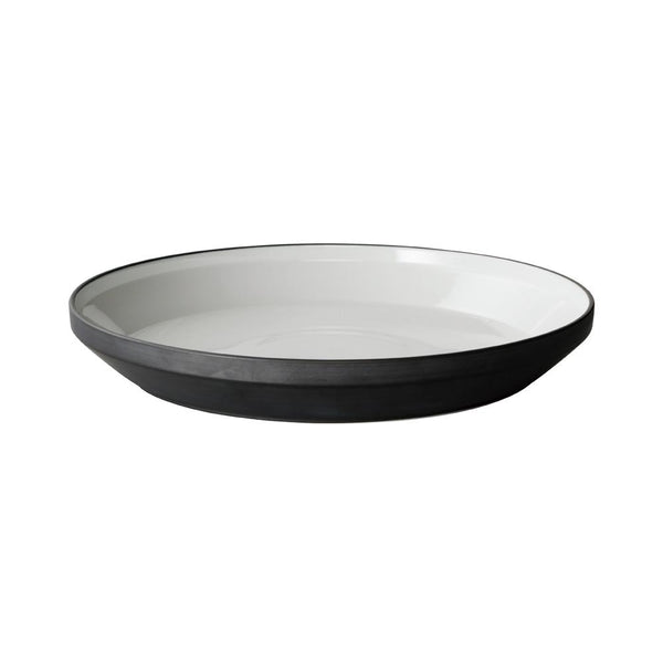 KINTO RIM PLATE 240MM / 10IN BLACK