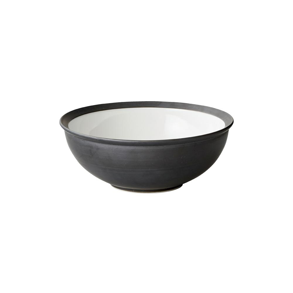 KINTO RIM BOWL 180MM / 7IN  BLACK