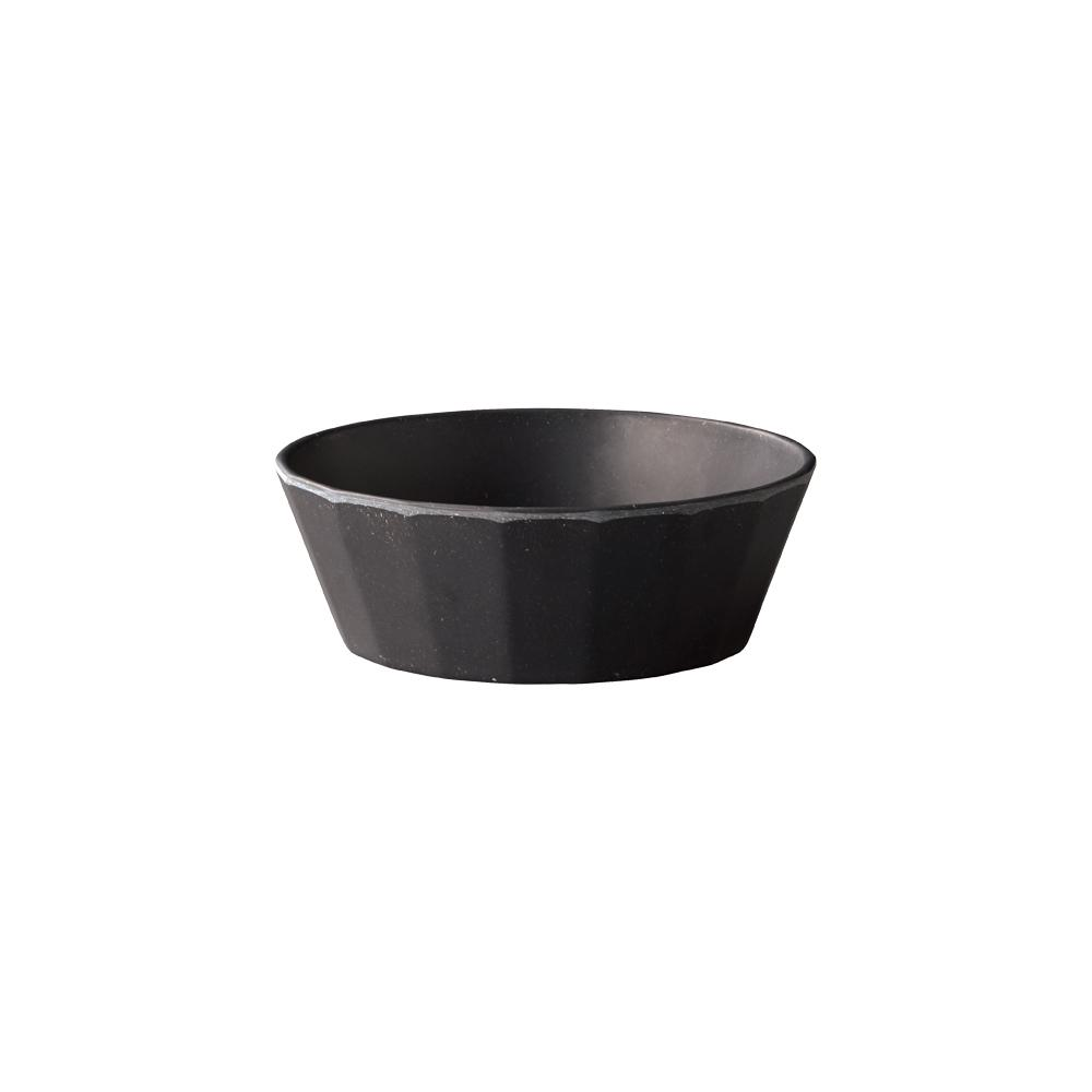 KINTO ALFRESCO BOWL 150MM / 6IN  BLACK