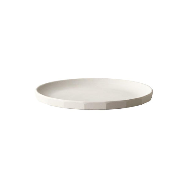 KINTO ALFRESCO PLATE 190MM / 8IN BEIGE