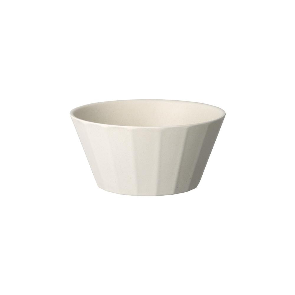 KINTO ALFRESCO BOWL 160MM / 6IN  BEIGE