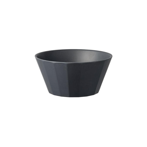 KINTO ALFRESCO BOWL 160MM / 6IN BLACK