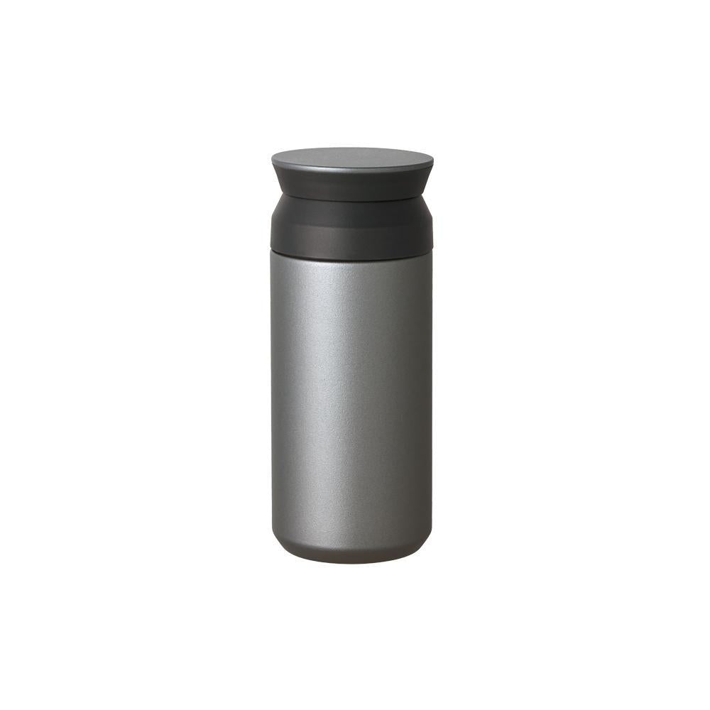 KINTO TRAVEL TUMBLER 350ML / 12OZ  SILVER