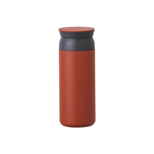 KINTO TRAVEL TUMBLER 500ML / 17OZ RED