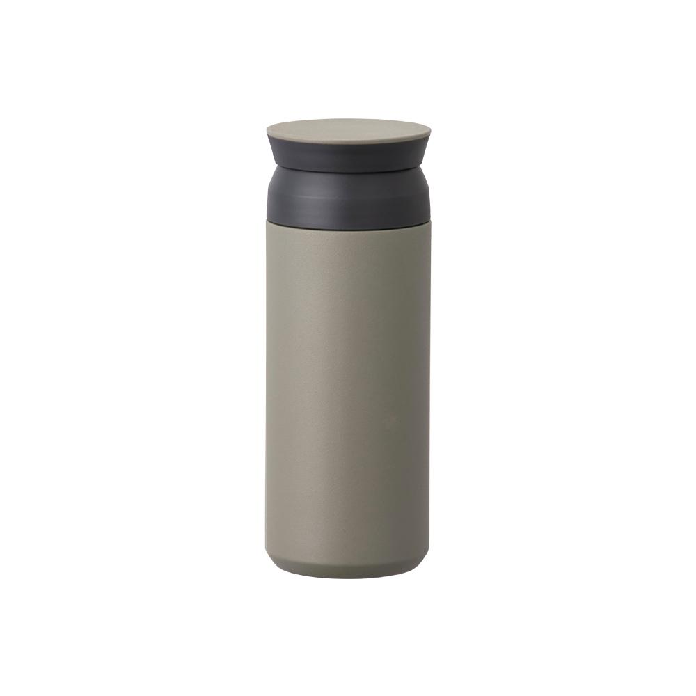 KINTO TRAVEL TUMBLER 500ML / 17OZ  KHAKI