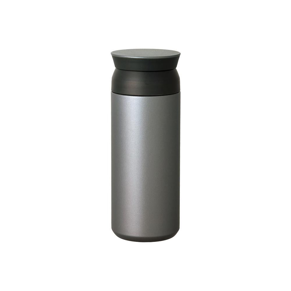 KINTO TRAVEL TUMBLER 500ML / 17OZ  SILVER