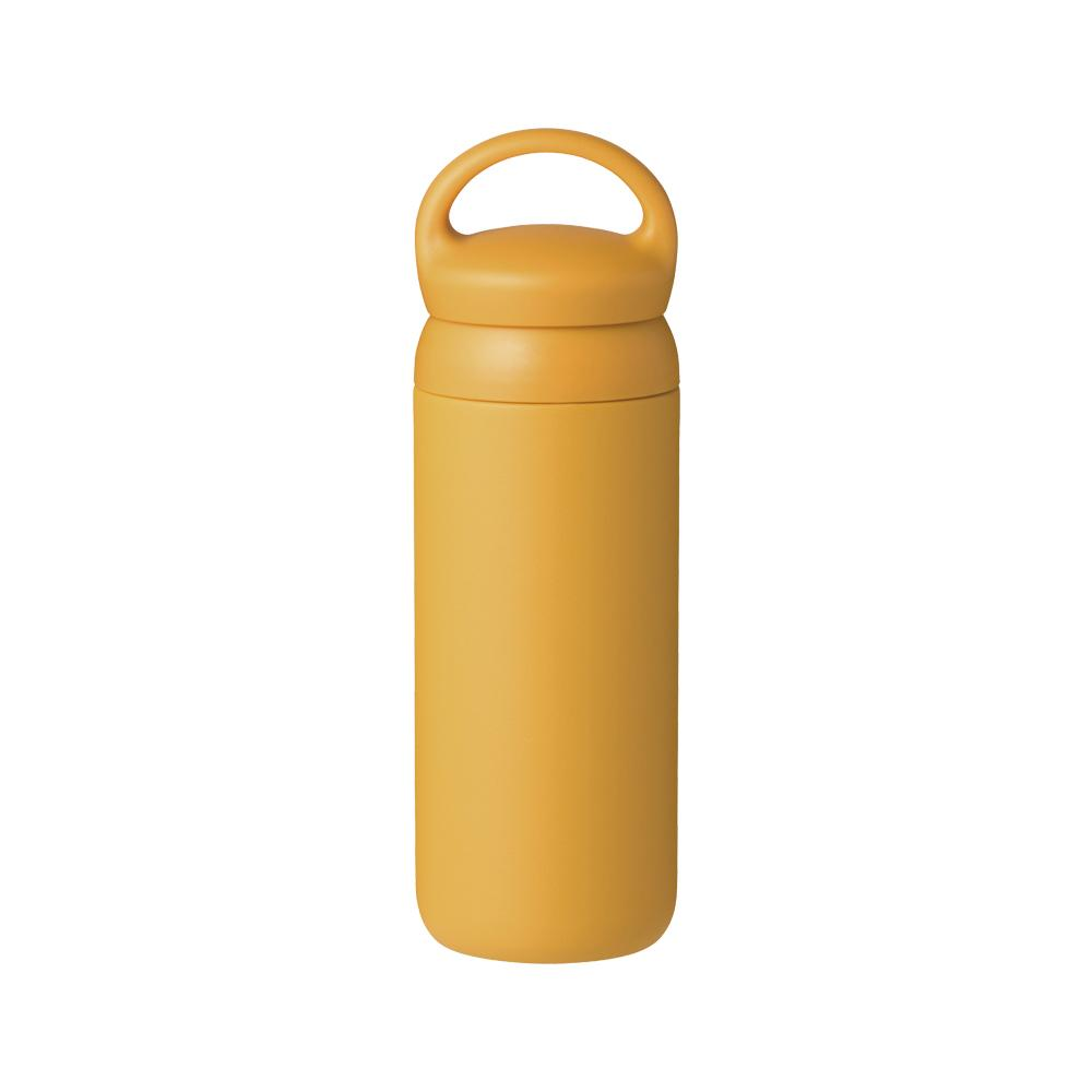 KINTO DAY OFF TUMBLER 500ML / 17OZ  MUSTARD