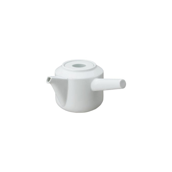 KINTO LT KYUSU TEAPOT 300ML / 10OZ WHITE