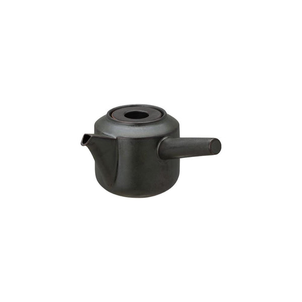 KINTO LT KYUSU TEAPOT 300ML / 10OZ BLACK