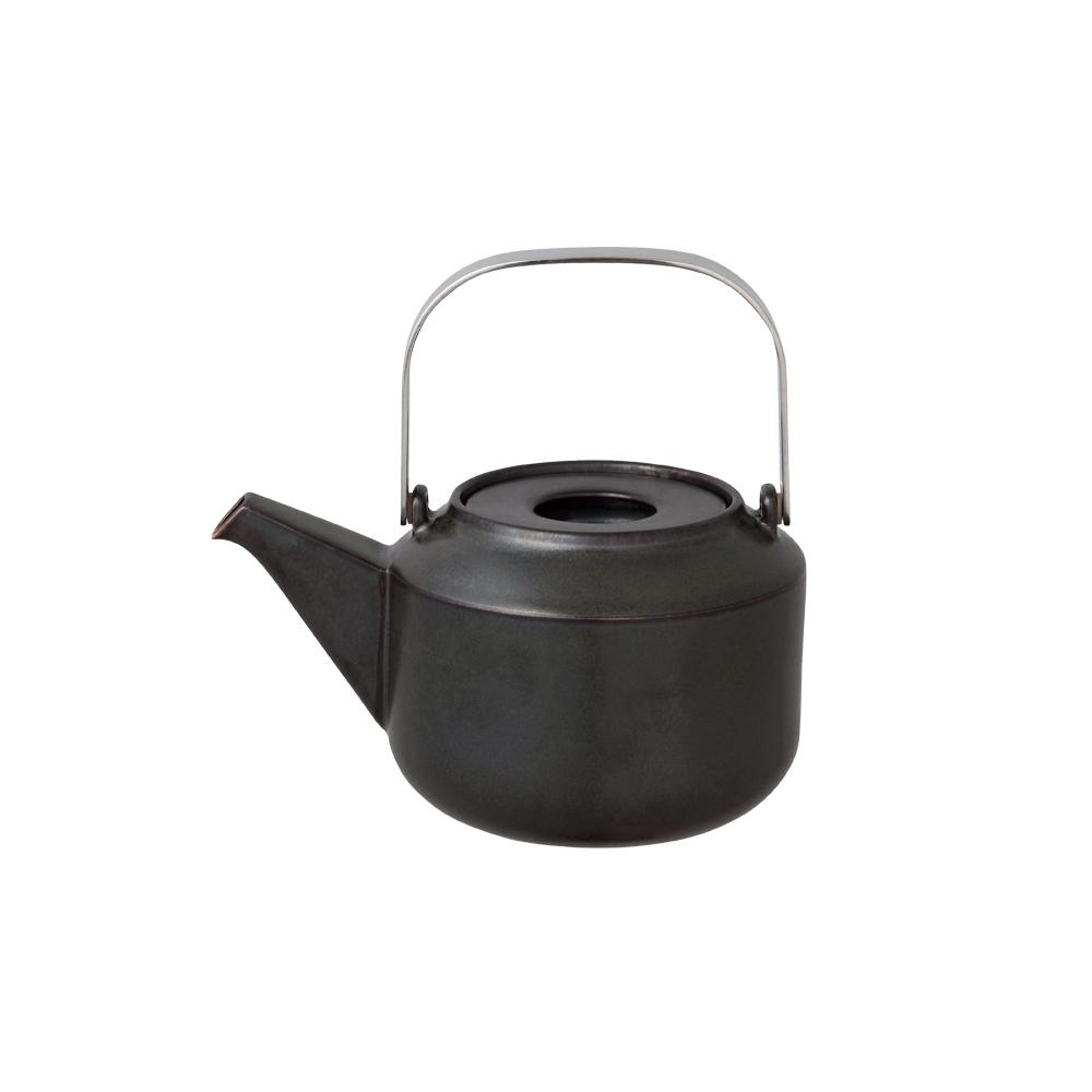 KINTO LT TEAPOT 600ML / 20OZ  BLACK