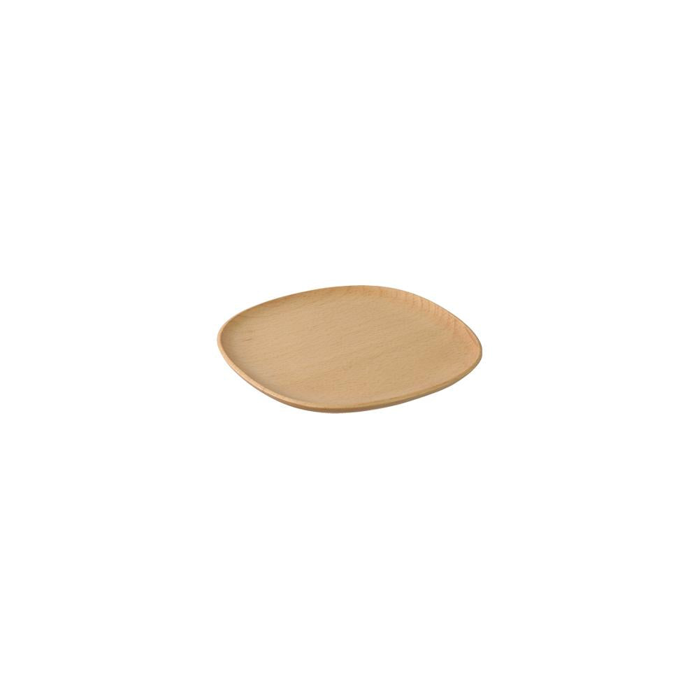 KINTO UNITEA COASTER 115×115MM / 5X5IN  BEECH