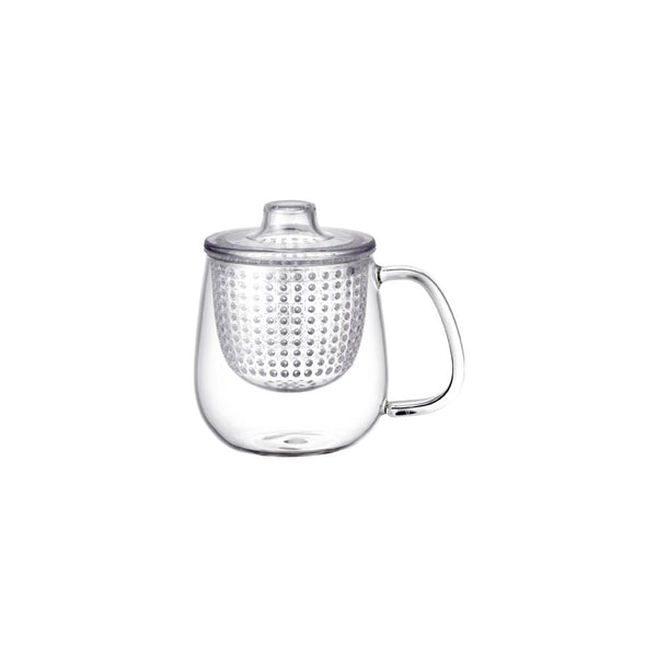 KINTO UNITEA UNIMUG 450ML / 15OZ CLEAR CLEAR
