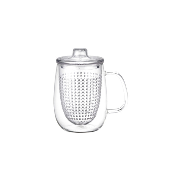 KINTO UNITEA UNIMUG 550ML / 19OZ CLEAR CLEAR