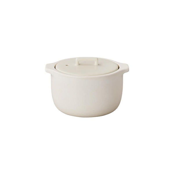 KINTO KAKOMI RICE COOKER 1.2L / 40OZ WHITE