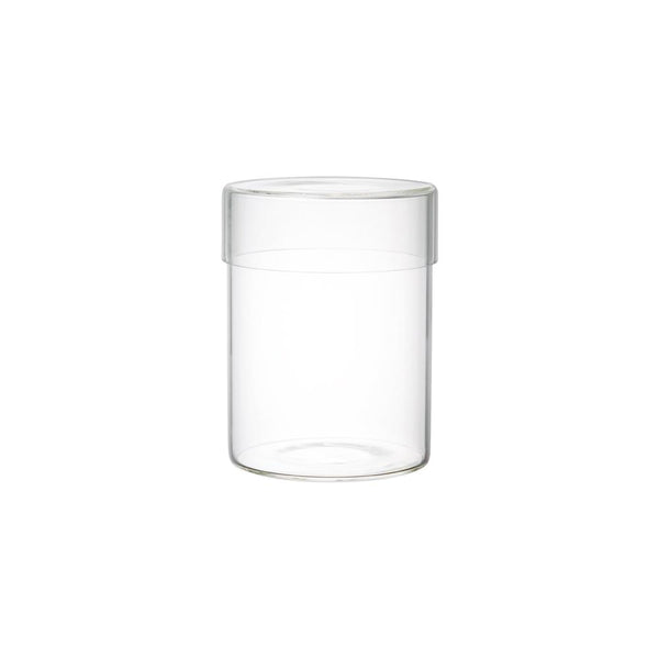KINTO SCHALE GLASS CASE 100X130MM / 4X5IN CLEAR