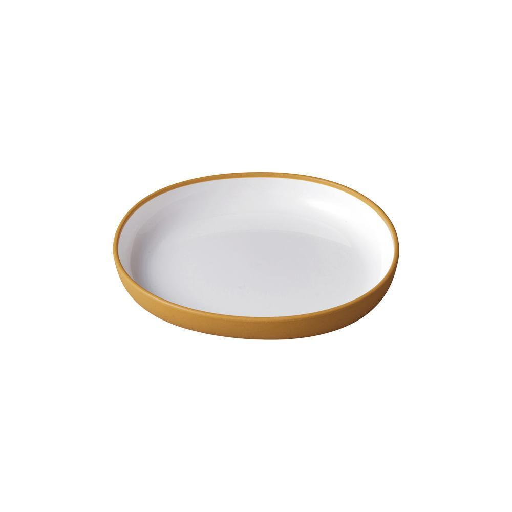 KINTO BONBO PLATE 170X160MM / 7X6IN  YELLOW