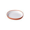 KINTO BONBO PLATE 170X160MM / 7X6IN ORANGE THUMBNAIL 4