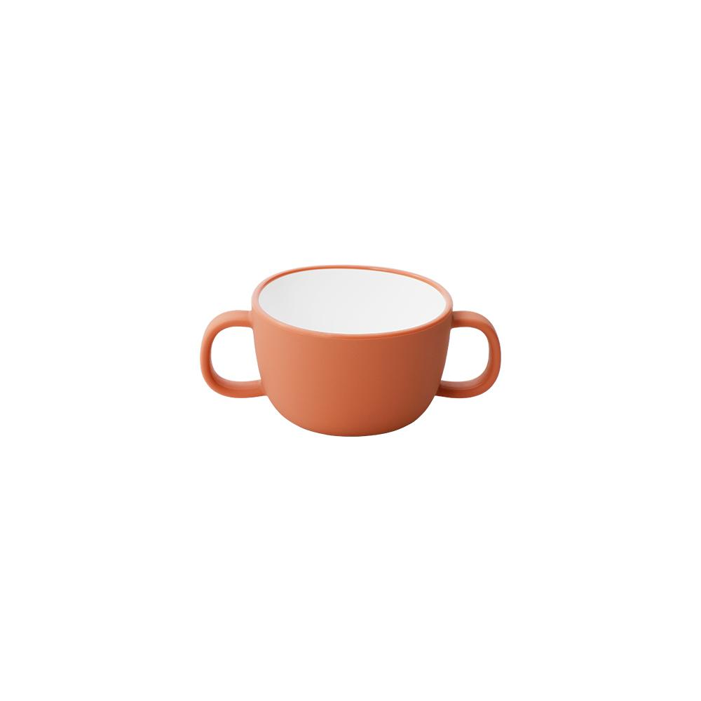 KINTO BONBO SOUP MUG 200ML ORANGE THUMBNAIL 2