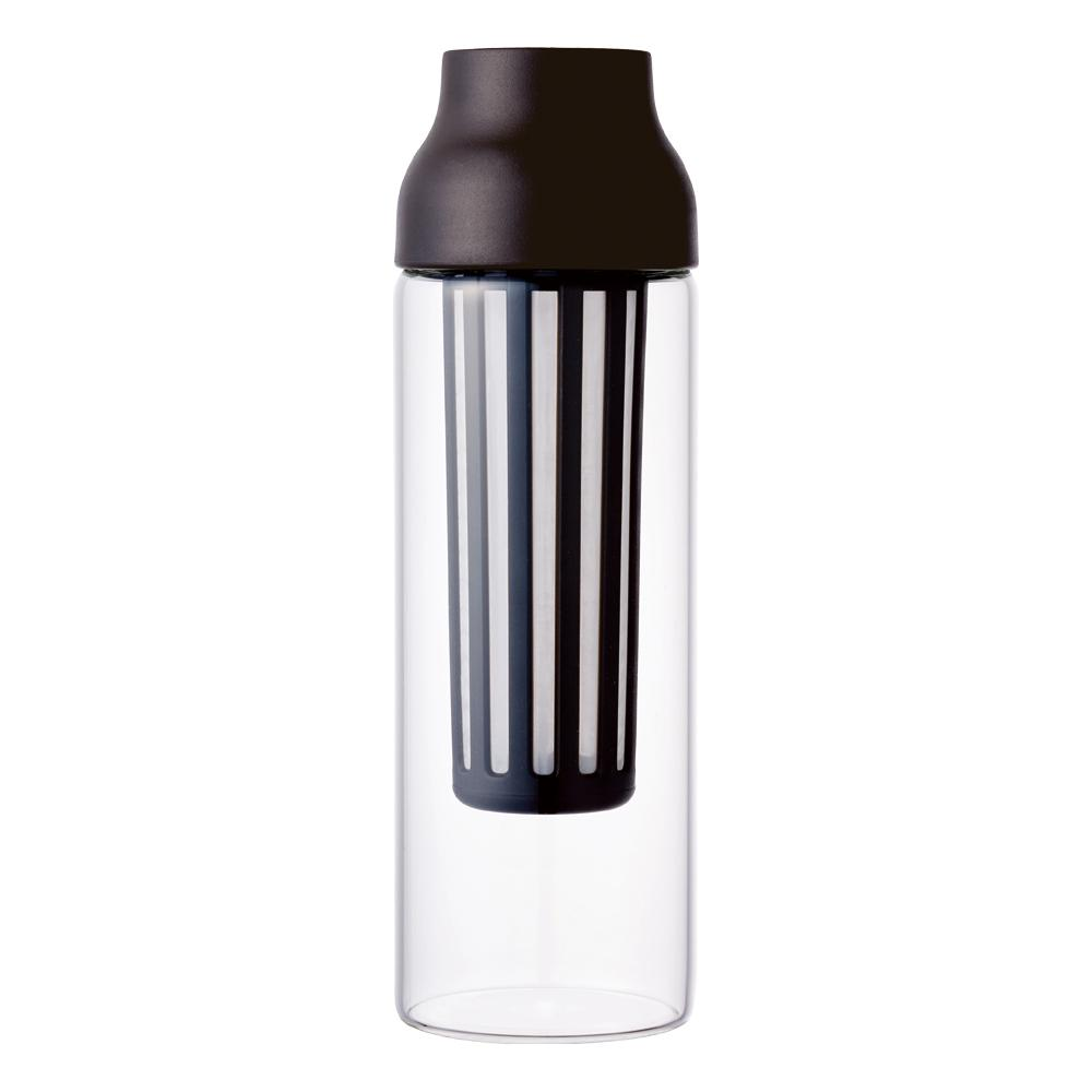 KINTO CAPSULE COLD BREW CARAFE / 34OZ  DARK BROWN