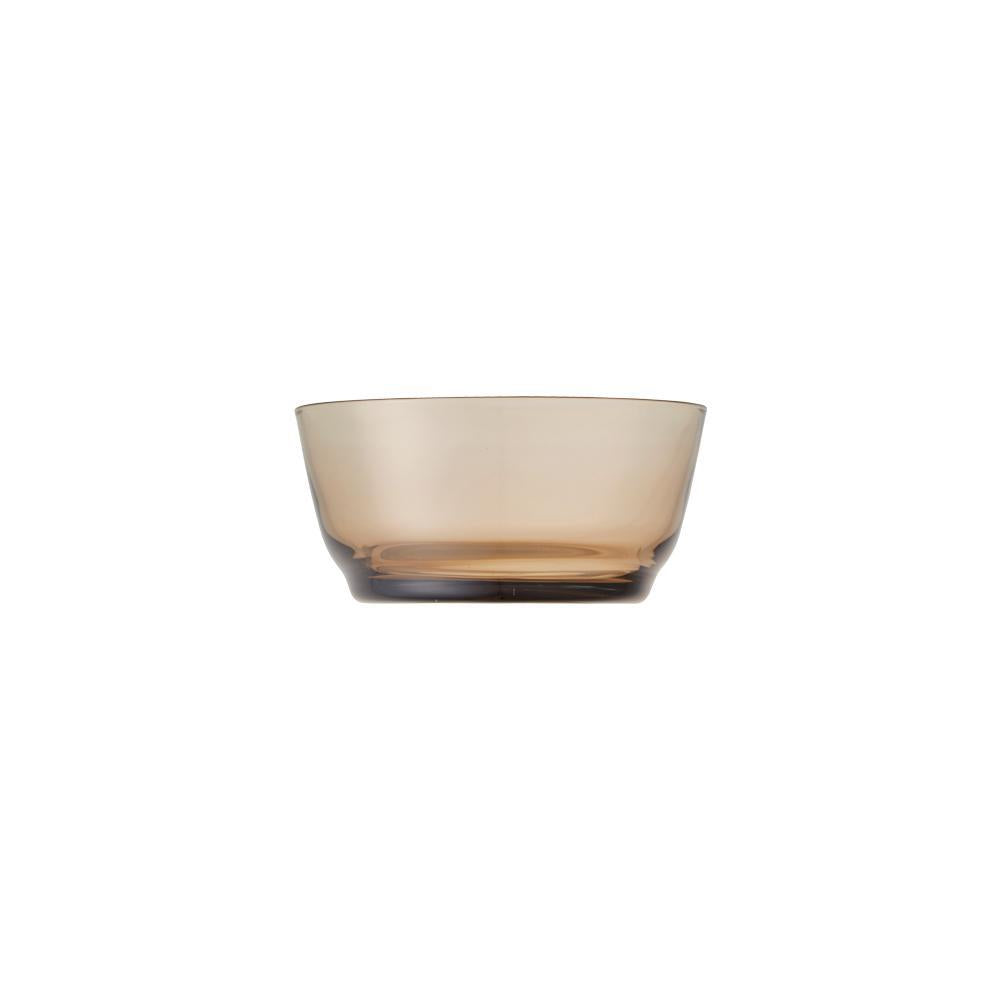 KINTO HIBI BOWL 125MM / 15OZ  BROWN