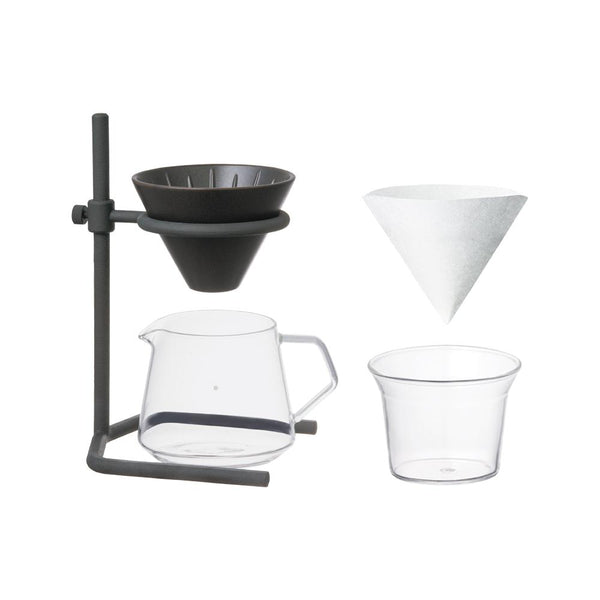 SCS-S04 brewer stand set 2cups