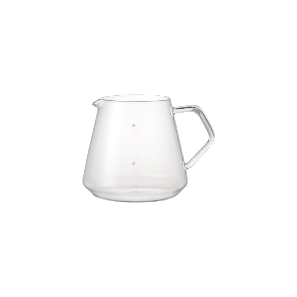 KINTO SCS-S02 COFFEE SERVER 600ML  CLEAR