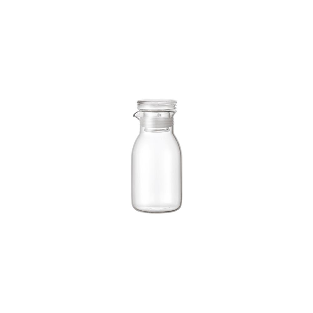 KINTO BOTTLIT DRESSING BOTTLE 130ML / 5OZ  CLEAR