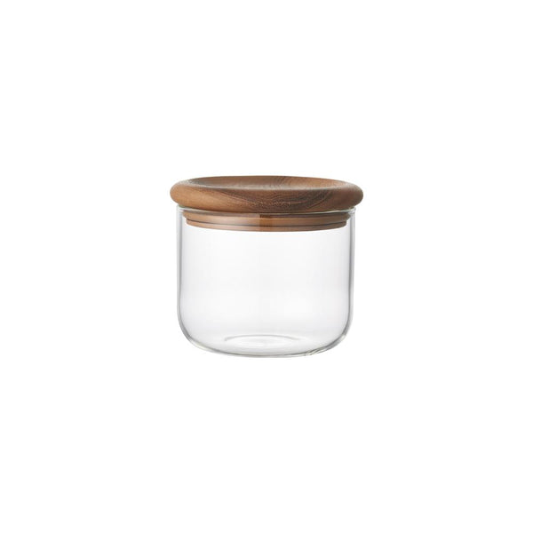 KINTO BAUM NEU CANISTER 450ML / 15OZ CLEAR