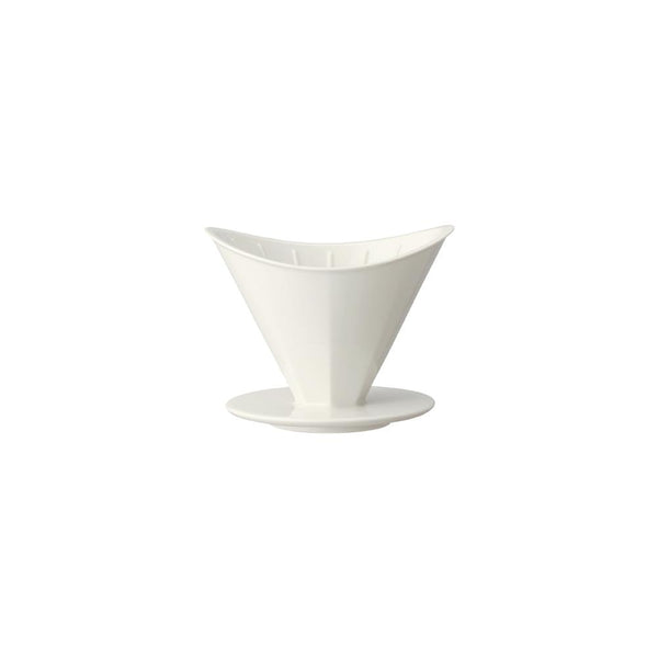 KINTO OCT BREWER 2CUPS WHITE