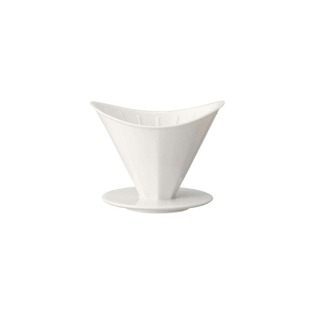 KINTO OCT BREWER 4CUPS  WHITE