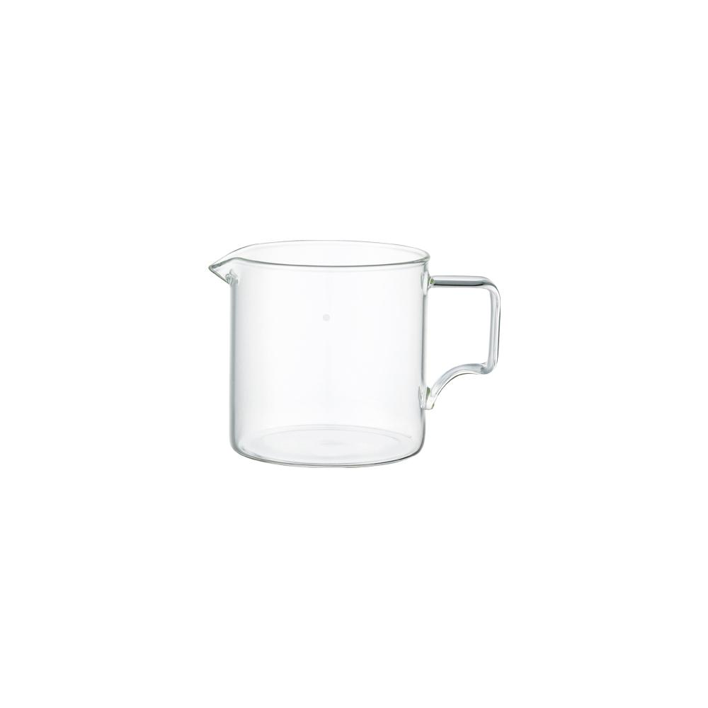 KINTO OCT COFFEE JUG 300ML / 14OZ  CLEAR