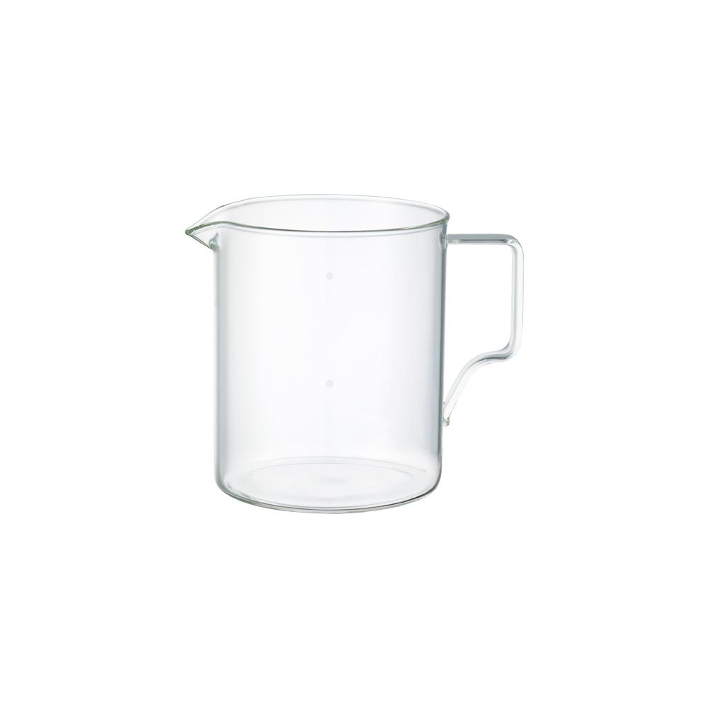 KINTO OCT COFFEE JUG 600ML / 24OZ  CLEAR
