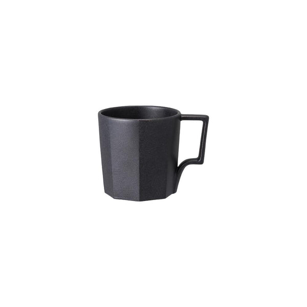 KINTO OCT MUG 300ML / 10OZ BLACK