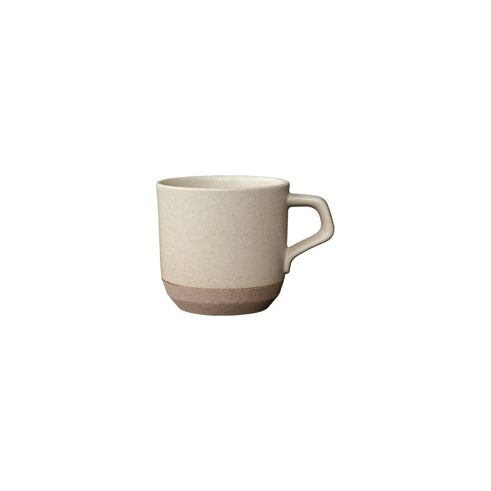KINTO CLK-151 SMALL MUG 300ML / 10OZ  BEIGE