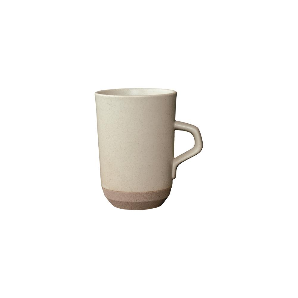 KINTO CLK-151 TALL MUG 360ML / 12OZ  BEIGE