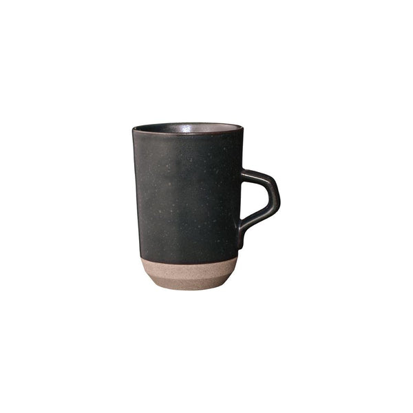 KINTO CLK-151 TALL MUG 360ML / 12OZ BLACK
